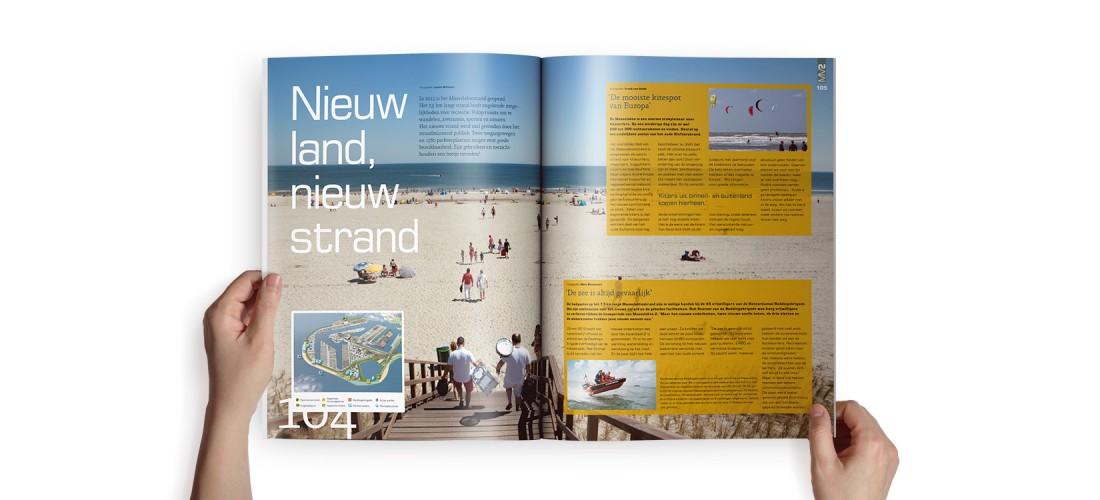 Binnenwerk publieksmagazine MV2