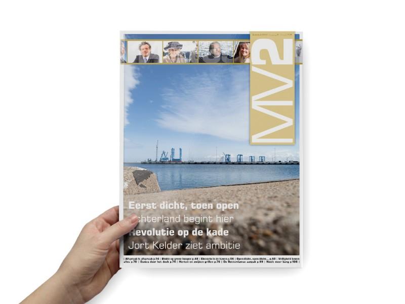 Cover publieksmagazine MV2 editie 5